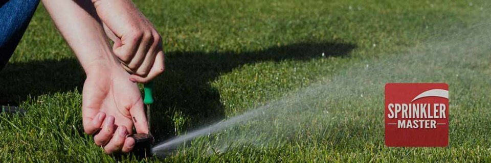 WE REPAIR WASHINGTON COUNTY SPRINKLERS!